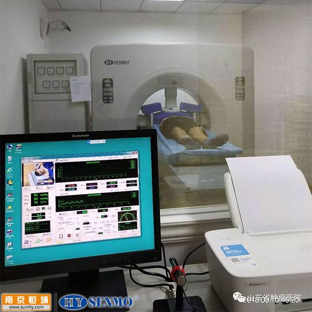 山东省肿瘤医院内二科引进恒埔射频肿瘤fun88体育备用项目